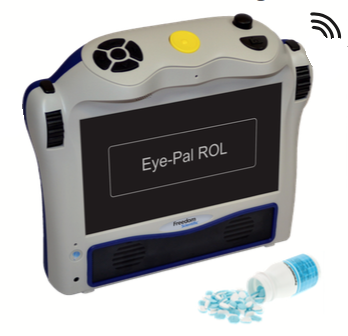 Eye-Pal ROL Portable Scan and Read - NY Low Vision