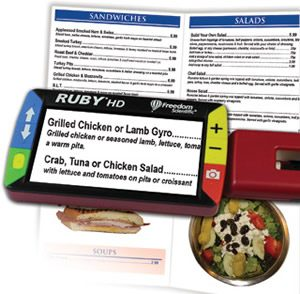 Handheld Portable Magnification Products