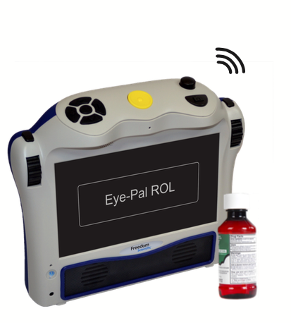 Eye-Pal ROL Portable Scan and Read Appliance - NY Low Vision