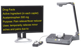 Eye-Pal Vision Scan and Read - NY Low Vision