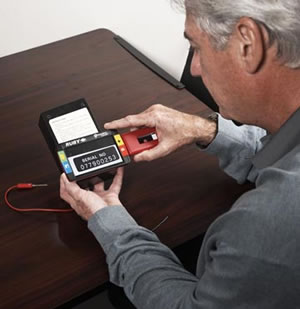 RUBY Handheld Portable Solutions with Power Supply by NY Low Vision in NY and NJ