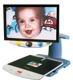 TOPAZ Desktop Video Magnifier - NY Low Vision