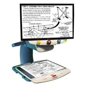 Desktop Video Magnifiers
