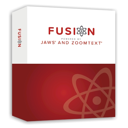 fusion box red white
