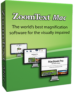 ZoomText Magnification Software for Mac - NY Low Vision